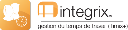 Integrix - Gestion du temps du personnel (Timix)